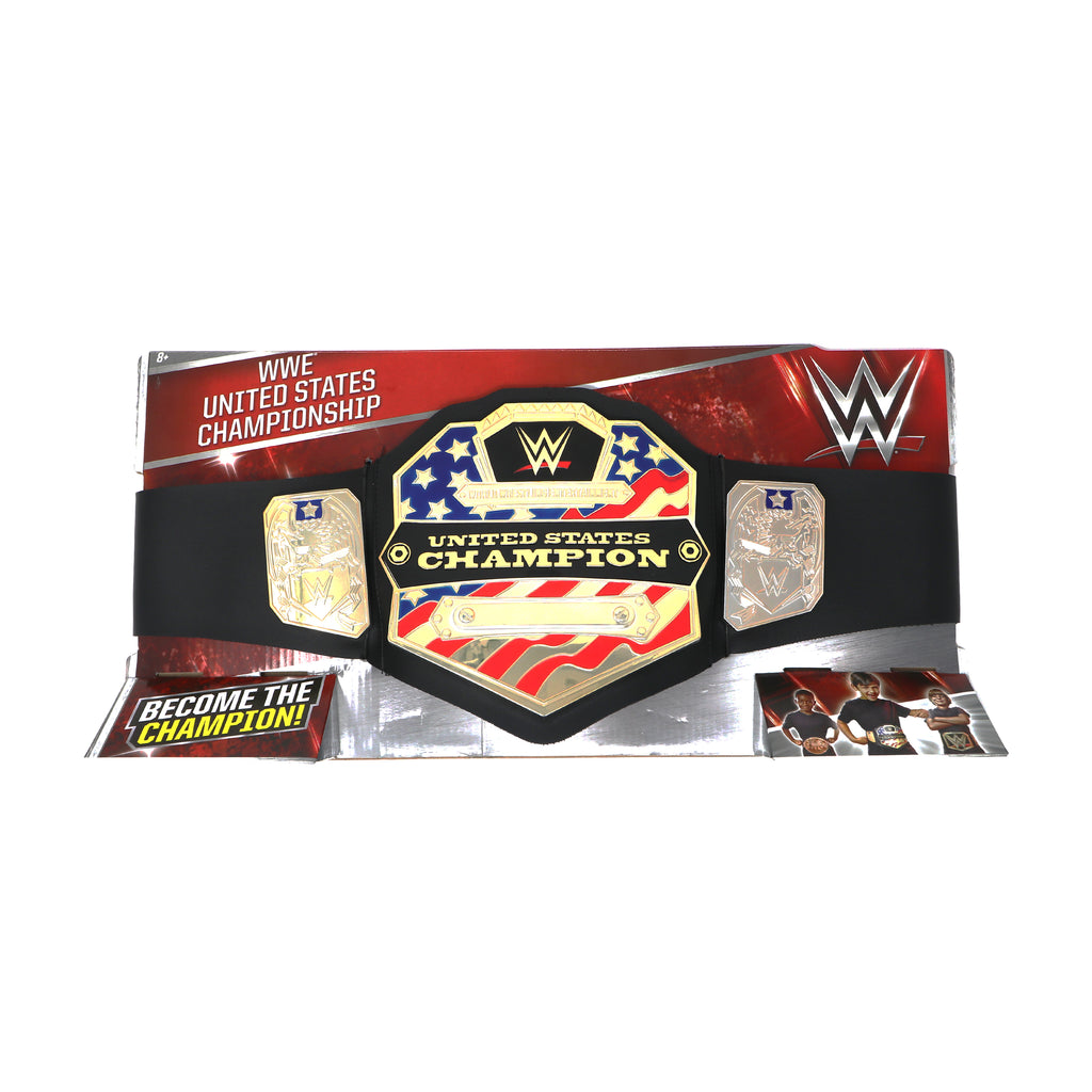 WWE United States Kids Toy Belt