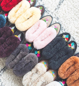 """Sheepers"" Slippers"