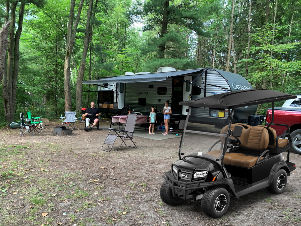 GOLF CAR FRIENDLY CAMPGROUNDS