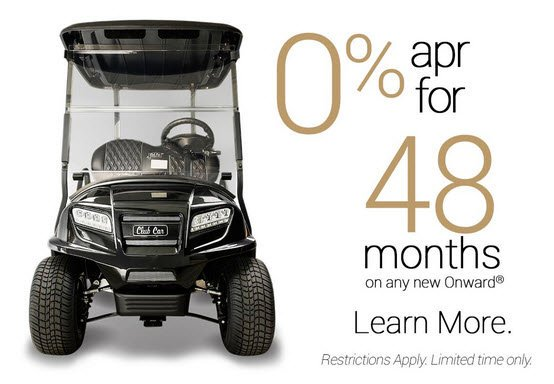 Club Car Golf Cart Financing