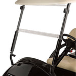 Club Car Precedent Clear Folding Windshield Kit (Fits 2004-Up)