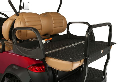 Club Car 4 Passenger Rear Seat Kit