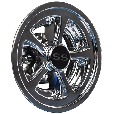 "8"" Chrome Wheel Covers"
