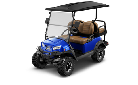 2020 Club Car Onward 4 Passenger Lifted HP Lithium Ion