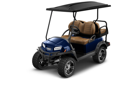 Coming Soon - 2021 Club Car Onward 4 Passenger Lifted Gas