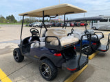 2020 Club Car V4L 4 Passenger Lifted Electric