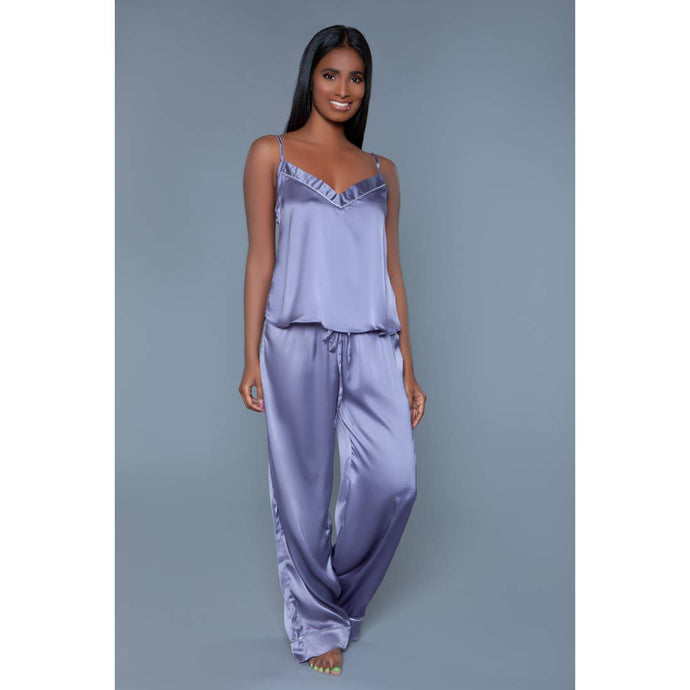 Lilac Madison 2pc Pajama Set