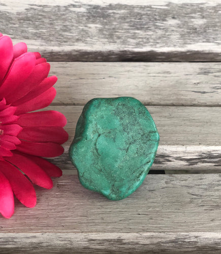 Turquoise Slab Stone POP Socket