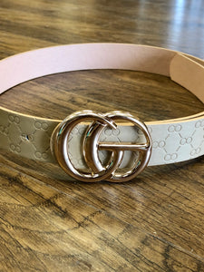 Gucci Inspired Fashion Belts