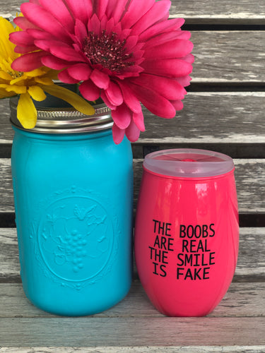 """The Boobs Are Real"" Cup"