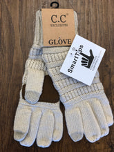 Load image into Gallery viewer, C.C. SmartTip Knit Gloves
