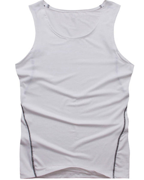 Tank Top Tight Body Muscle Compression - Lifester