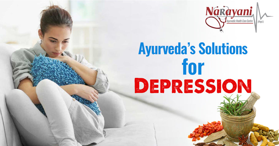 Ayurveda's Solutions for Depression