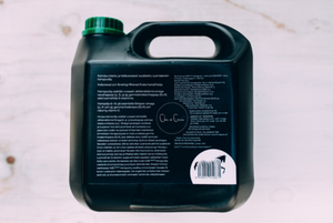 CdG HEMP: Cold pressed hemp seed oil 3 l