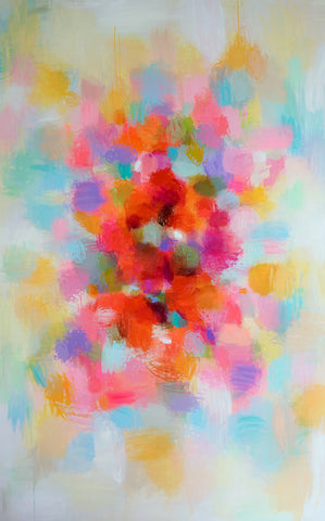 Sandy Dooley abstract painting