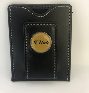 """G-Unit"" Magnetic Money Clip Wallet"