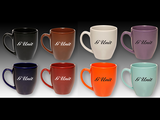 Bistro Coffee Mugs
