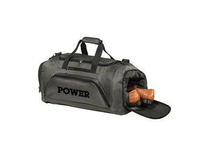 """POWER"" Limited Edition Duffel"