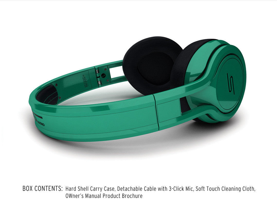 On-Ear Wired- Open Box – G-Unit Brands, Inc.