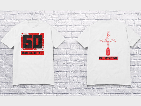 #50 Texas Takeover Tees