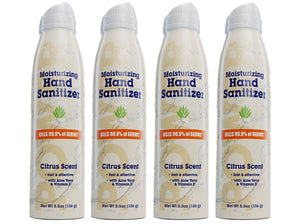 """POWER"" Limited Edition CITRUS Hand Sanitizer- 4PK"
