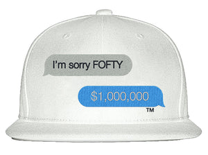 """FOFTY IG"" Hat"