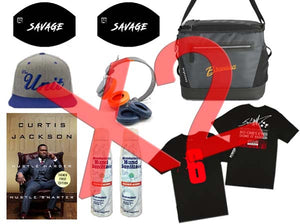SUPER SPECIAL- Two Deluxe Quarantine Pack Bundles- with Autographed 1st Editions