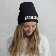 Load image into Gallery viewer, Traveler Cuffed Beanie