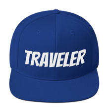 Load image into Gallery viewer, Traveler Snapback Hat