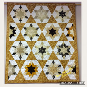 Bee Creative Quilt Kit