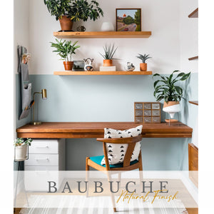 Baubuche Floating Shelf with Hidden Bracket - Ultra Shelf