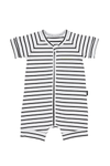 Bonds Zip Romper - Black & White