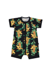 Bonds Zip Romper - George Giraffe Navy