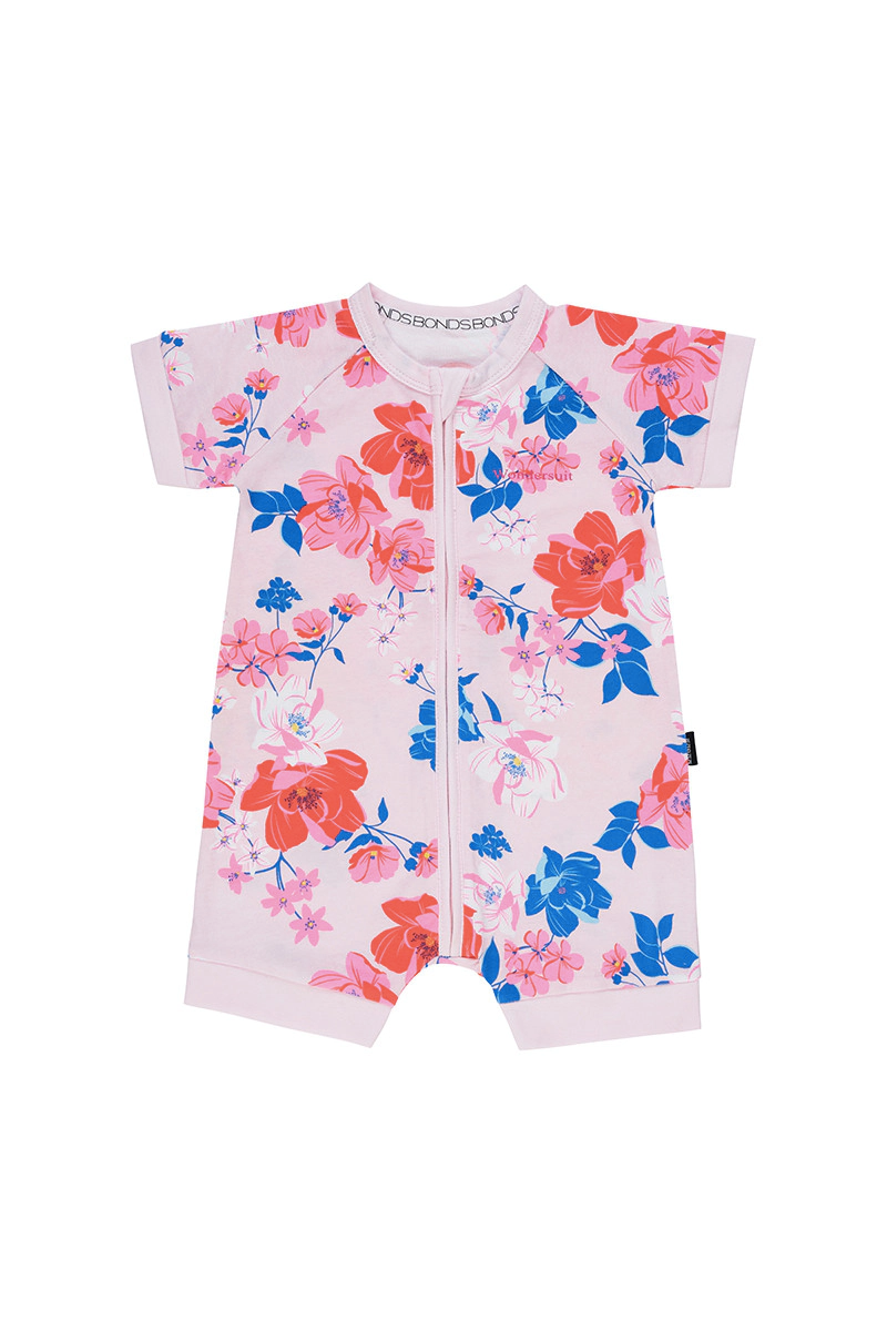 Bonds Zip Romper - Super Flora