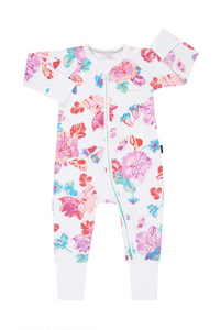 Bonds Zip Wondersuit - Amy-Zing Floral