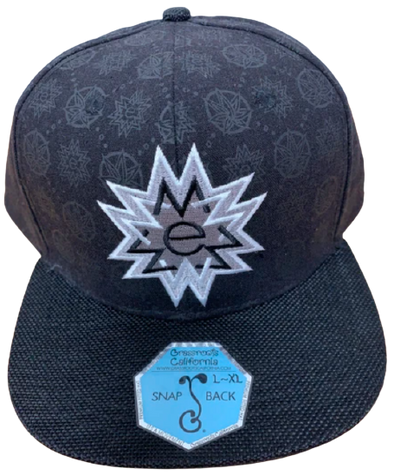 Black Euphoria Wellness Hat