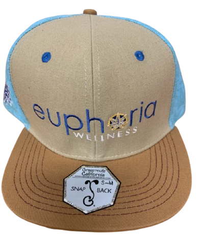 Blue Euphoria Wellness Hat