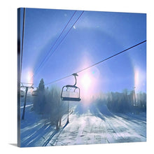 Load image into Gallery viewer, Enchanted Morning on the Slopes