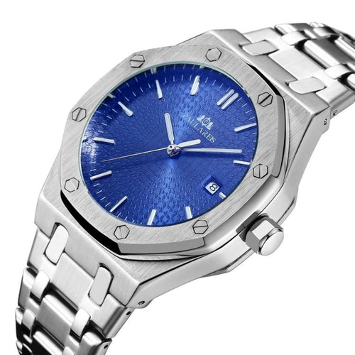 Automatic Mechanic Steel Watch For Men