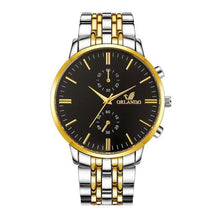 Load image into Gallery viewer, Business Stainless Steel Classy Mens Watch E