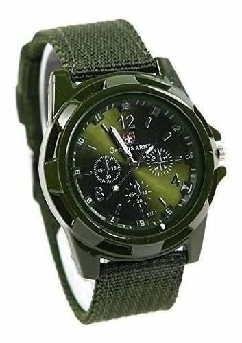 Mens Watch Army Military Sport