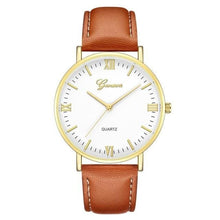 Load image into Gallery viewer, Mens Watch Luxury Casual Leather Build B