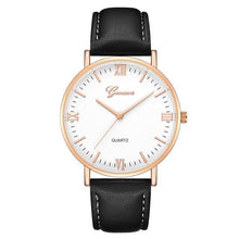 Load image into Gallery viewer, Mens Watch Luxury Casual Leather Build E
