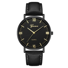 Load image into Gallery viewer, Mens Watch Luxury Casual Leather Build I