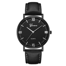 Load image into Gallery viewer, Mens Watch Luxury Casual Leather Build M