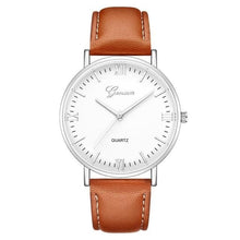 Load image into Gallery viewer, Mens Watch Luxury Casual Leather Build P