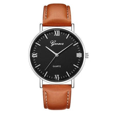 Load image into Gallery viewer, Mens Watch Luxury Casual Leather Build R