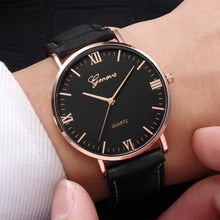 Load image into Gallery viewer, Mens Watch Luxury Casual Leather Build