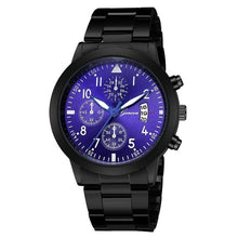 Load image into Gallery viewer, Mens Watch Luxury Quartz With Calendar A