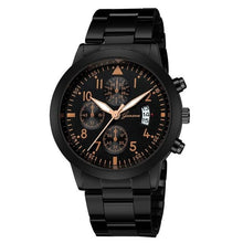 Load image into Gallery viewer, Mens Watch Luxury Quartz With Calendar B